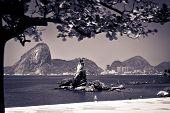 Vista del pan de azúcar en Río De Janeiro