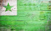 La bandera de Esperanto