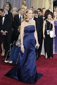 LOS ANGELES, CA - FEB 24: Helen Hunt at the 85th Annual Academy Awards on February 24, 2013 in Los A