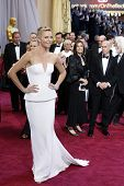LOS ANGELES, CA - FEB 24: Charlize Theron at the 85th Annual Academy Awards on February 24, 2013 in Los Angeles, California
