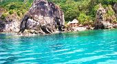 Apo Island Resort Blue Water