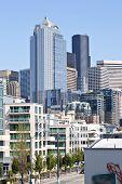 Seattle Skyline Architecture.