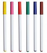 Felt Tip Pen Color Highlighter