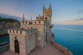 stock photo of crimea  - The well - JPG