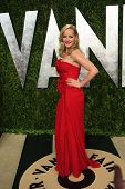 WEST HOLLYWOOD, CA - FEB 24: Marley Shelton at the Vanity Fair Oscar Party at Sunset Tower on Februa