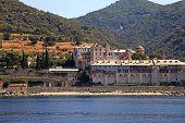 Xenophontos Monastery, Mount Athos, Greece