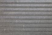 Grunge Metallic Gate Background