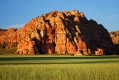 Sandstone Mountain