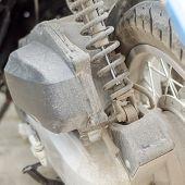 Motorcycle Shock