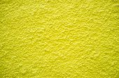 stock photo of stippling  - Full frame take of a green stippled wall a background - JPG