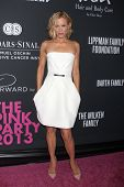 LOS ANGELES - OCT 19:  Maria Bello at the 2013 Pink Party at Hanger 8 on October 19, 2013 in Santa M