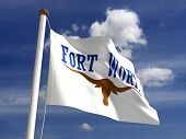 Fort Worth City Flag