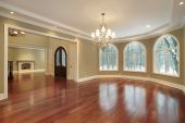 Large Dining Room In Luxury Home