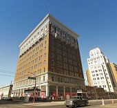 A Shot Of The Historic Luhrs Building