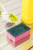 Nylon Pan Scourer
