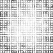 stock photo of grayscale  - Abstract pixel mosaic gradient grayscale background - JPG