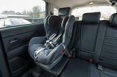 baby sit car