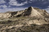 Steeple Butte in Pawnee National Grassland