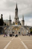 Cathedral Of Lourdes - France