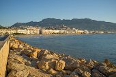 pic of costa blanca  - Hilltop whitewashed village of Altea one of Costa Blanca landmarks - JPG