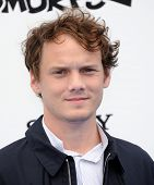 LOS ANGELES - JUL 28:  Anton Yelchin arrives to the