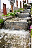 Firgas Waterfall Stret
