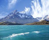 National Park Torres Del Paine, Chile.