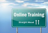 Highway Signpost Online Training