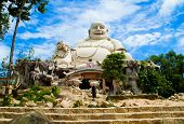Buddha Statue, Cam Mountain,Vietnam
