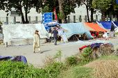 Protest Camp, Islamabad
