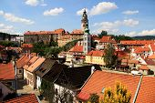 Ancient Town Cesky Krumlov