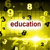 Education Indicates School College And Schooling
