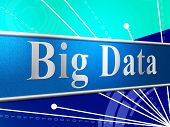 Big Data Indicates World Wide Web And Websites