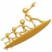 Surfing Team Risk Management