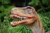 T-rex At Morton Arboretum
