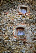 Windows On The Old Bastion