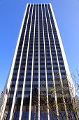 The Wells Fargo tower, Portland OR.