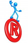 Balancing On Registered Symbol