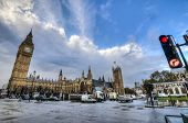London By Parliament, Uk