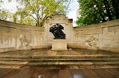 Anglo-belgian Memorial, London, Uk