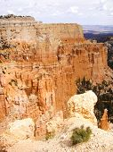 Edge Of Bryce Canyon