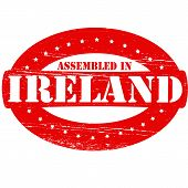 Assembled In Ireland