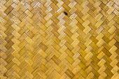 Bamboo Woven Wooden