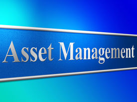 pic of asset  - Management Asset Indicating Business Assets And Wealth - JPG