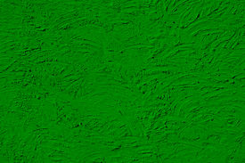 foto of errat  - The texture of green walls painted large erratic strokes of paint - JPG