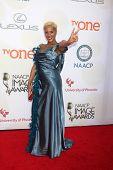 LOS ANGELES - FEB 6:  Suki Avery at the 46th NAACP Image Awards Arrivals at a Pasadena Convention Center on February 6, 2015 in Pasadena, CA