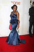LOS ANGELES - FEB 6:  Naturi Naughton at the 46th NAACP Image Awards Arrivals at a Pasadena Convention Center on February 6, 2015 in Pasadena, CA