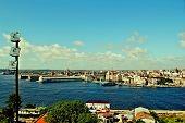 Panoramic view of Havana, Cuba