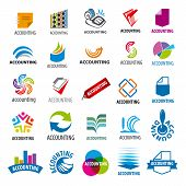 Biggest Collection Of Vector Icons Accounting Report