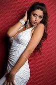 Sexy Latina Woman